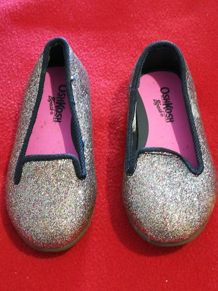 Chatitas Glitter Multicolor Oshkosh - Talle 20