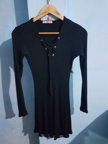 Vestido Casual Zara