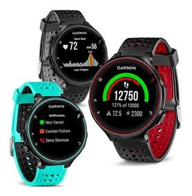 Relógio Monitor Cardíaco Garmin Forerunner 235 Marsala