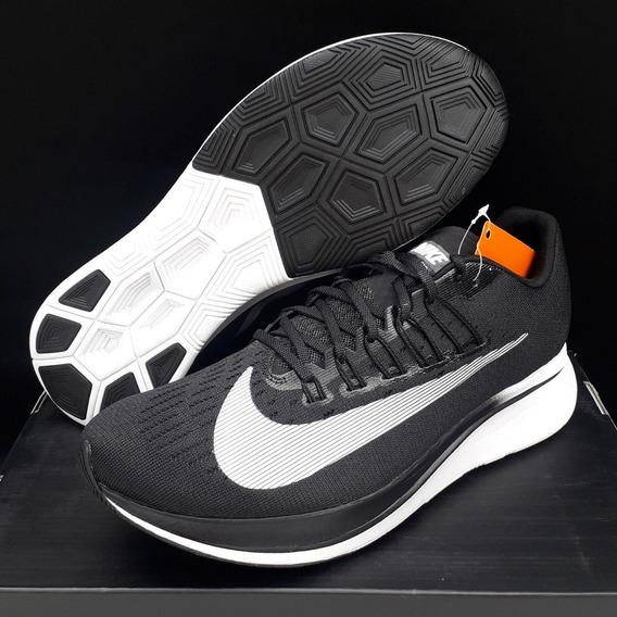 Tênis Nike Zoom Fly Corrida Preto Masculino Original
