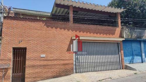 Imagem 1 de 13 de Sobrado À Venda, 250 M² Por R$ 500.000,00 - Jardim Regina - São Paulo/sp - So0212