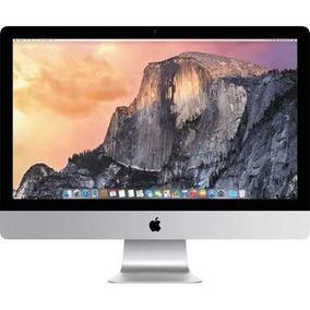Apple iMac 5k Mk462 | 27 | I5 3.2ghz | 8gb|1tb Barato Com Nf