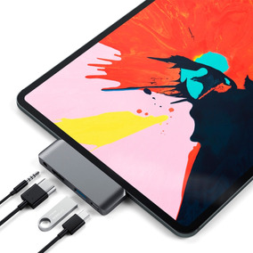 Hub Satechi Apple iPad Pro Surface Usb Tipo C Mobile Hdmi P2