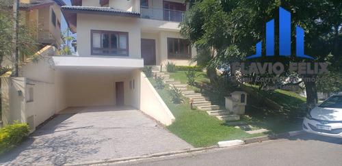 Casa A Venda Condomínio Arujá 5 São 3 Dormitórios Com Espaço Para Piscina! - 731