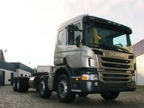 Caminhão Cavalo Mecanico Scania P310 8x2 Bitruck