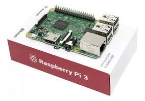 Raspberry Pi3 Modelo B Quadcore 1.2 Ghz