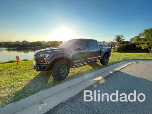 Ford F-150 Raptor 2020 3.5l Bi-turbo Blindado Rb3