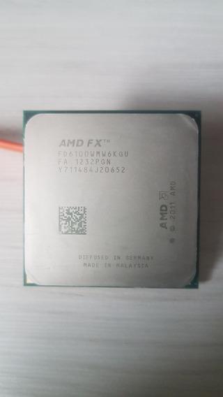 Processador Amd Fx 6100 + Cooler