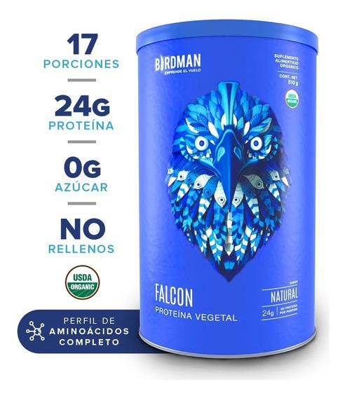 Falcon Protein 510gr By Birdman Proteina Organica Vegana