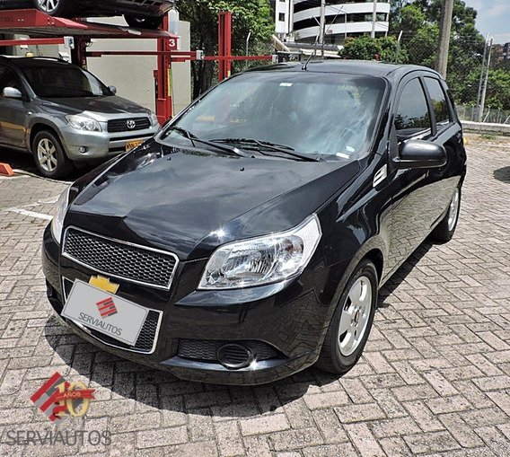Chevrolet Aveo Emotion Gt Mt 1.6 2012 Kik759