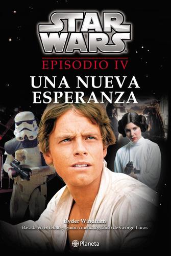 Imagen 1 de 3 de Star Wars. Episodio Iv (junior Novel) De Disney - Planeta