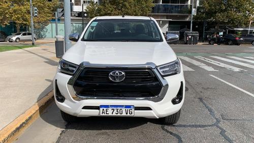 Toyota Hilux 4x4 Aut Srv Dc