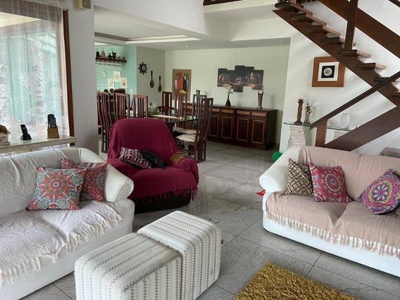 Casa, 4 Quartos, Condomínio, Venda, Itaipu, Niterói - Ca0292