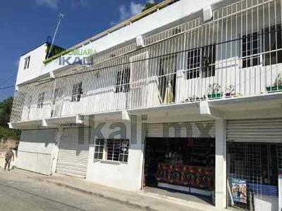 Venta Casa Con 3 Locales Comerciales Tihuatlan Veracruz. Casa En Venta Para Uso De Vivienda Y Comercial, En Planta Baja Cuenta Con Tres Locales Comerciales Con Medio Baño Cada Uno, En La Planta Alt