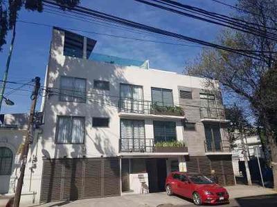 Casa En Condominio San Pedro De Los Pinos Cdmx