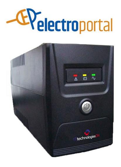 Ups Puma 600va - It Technologies On - Interactiva C/estab