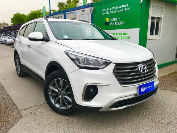 Hyundai Grand Santa Fe Premium 3.3 At 2018