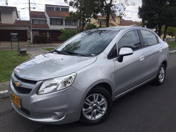 Chevrolet Sail Ltz Mt 1.399cc