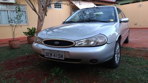 Ford Mondeo Ghia 2.5l V6 2000/2000 Blindado Leia A Descrição