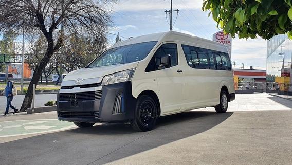 Toyota Hiace Ventanas 2020