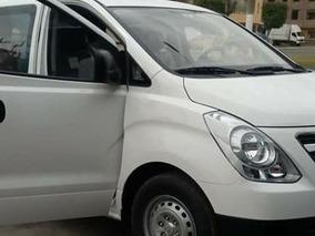 Hyundai H1 Minivan Carga Mas Pasajeros Petrolero