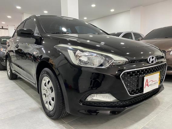 Hyundai I20 Premium Mt 1.400 2017 2ab Abs