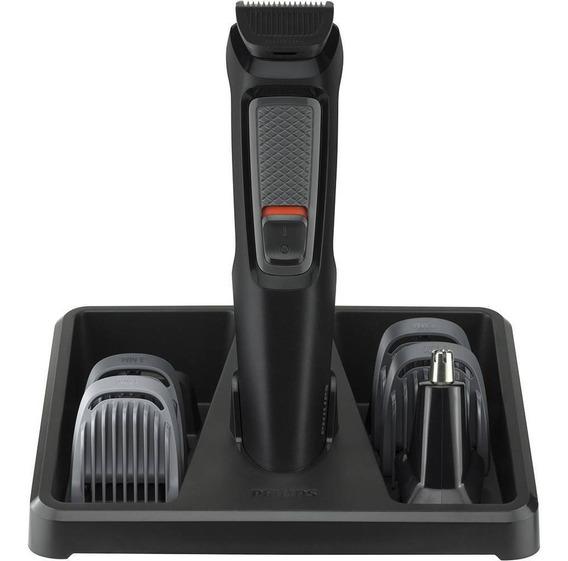Barbeador 6 Em 1 Aparador De Pelos Cortador De Cabelo Mg3712