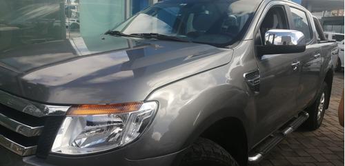 Ford Ranger Xlt 2.5   2014 Doble Cabina Excelente Estado