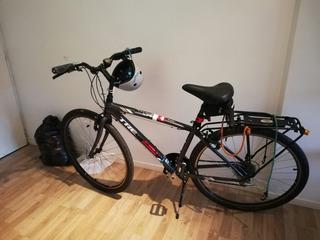 Bicicleta Trek Verve 1 Rodado 28 Híbrida