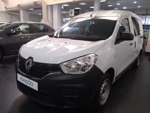 Renault Kangoo Express Confort 5a 1.6 Sce  Año 2021 (ma)