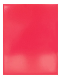 Folder Tamaño Carta Con 2 Solapas 50 Piezas