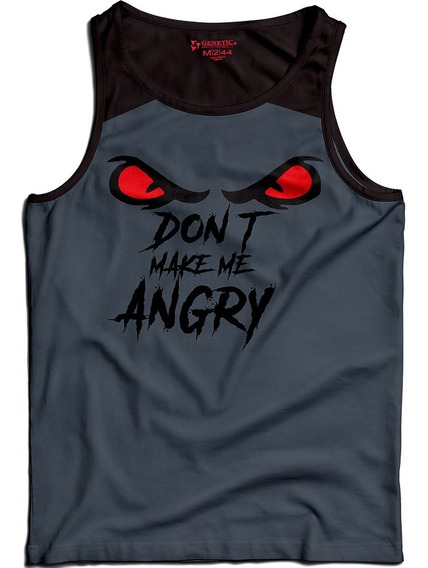 Musculosa Entrenamiento Anatomica Flex Genetic Angry