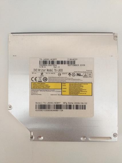 Gravador De Dvd Sata Modelo Ts-l633c/acbff - Notebook