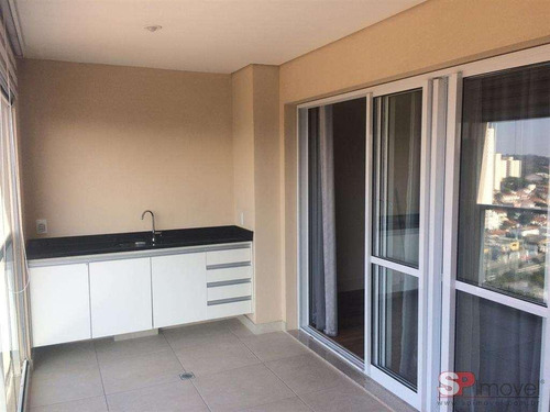 Imagem 1 de 5 de Apartamento Com 1 Dormitório À Venda, 51 M² Por R$ 689.000,00 - Vila Gertrudes - São Paulo/sp - Ap5867v