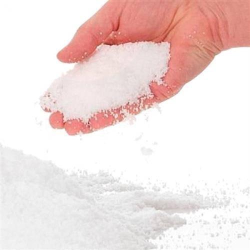 Neve Artificial Para Decoração De Festa 500gramas