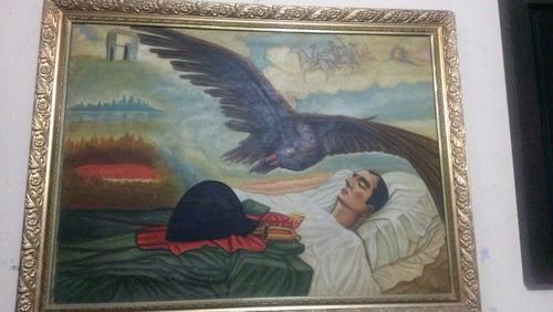Canbio Pint Grnde Rpresenta,vida,obras.muerte,simon Bolivar