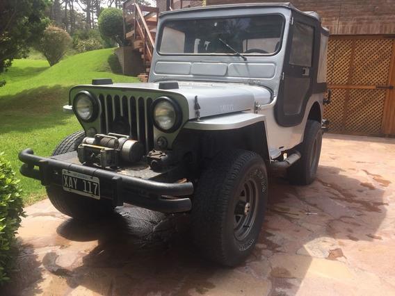 Jeep Willys 1946 En Excelente Estado Imperdible