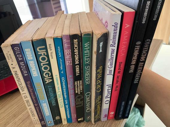 Livros Clássicos De Ufologia