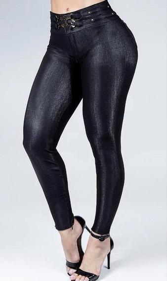 Calça Montaria Pit Bull Jeans Com Bojo Removível Ref: 30861