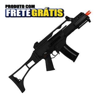 Rifle Airsoft Green Gas Army Armament H&k G36c Blowback