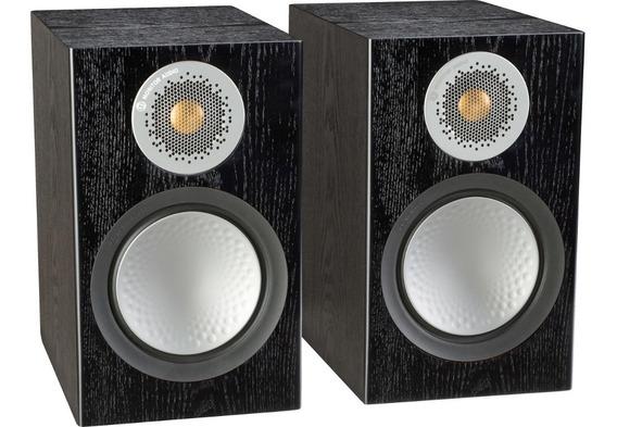Caja Acustica Hifi Monitor Audio Silver 50 Home Theatre Par