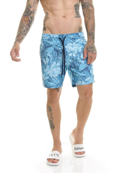 Bermuda Shorts Premium Praia Passeio Água Top Offert