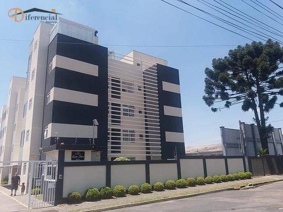 Apartamento Com 2 Dormitórios À Venda, 50 M² Por R$ 230.000 - Boqueirão - Curitiba/pr - Ap2384