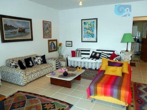 Imagem 1 de 24 de Apartamento À Venda , Praia Das Astúrias - Guarujá. - Ap3981