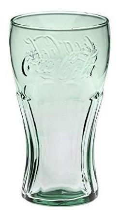 Vaso Coleccionable Coca Cola Con Relieve