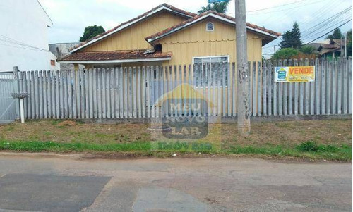 Imagem 1 de 11 de Terreno À Venda, 238 M² Por R$ 350.000,00 - Capão Raso - Curitiba/pr - Te0097