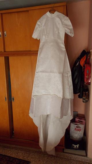 Vestido De Novia Retro Vintage