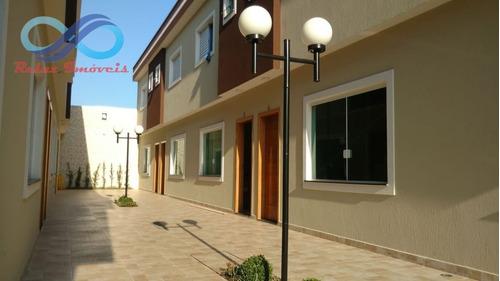 Sobrado - Jardim Imperador (zona Leste) - Ref: 889 - V-10025653
