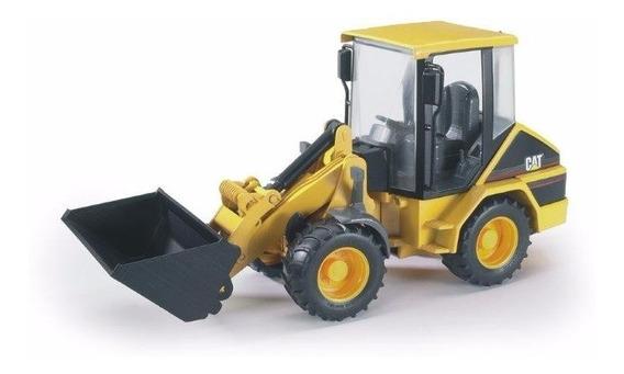 Tractor Pala Cat Wheel Loader Origen Aleman Bruder 2441