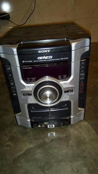 Equipo De Sonido Sony Salida Mala Acepto Cambios